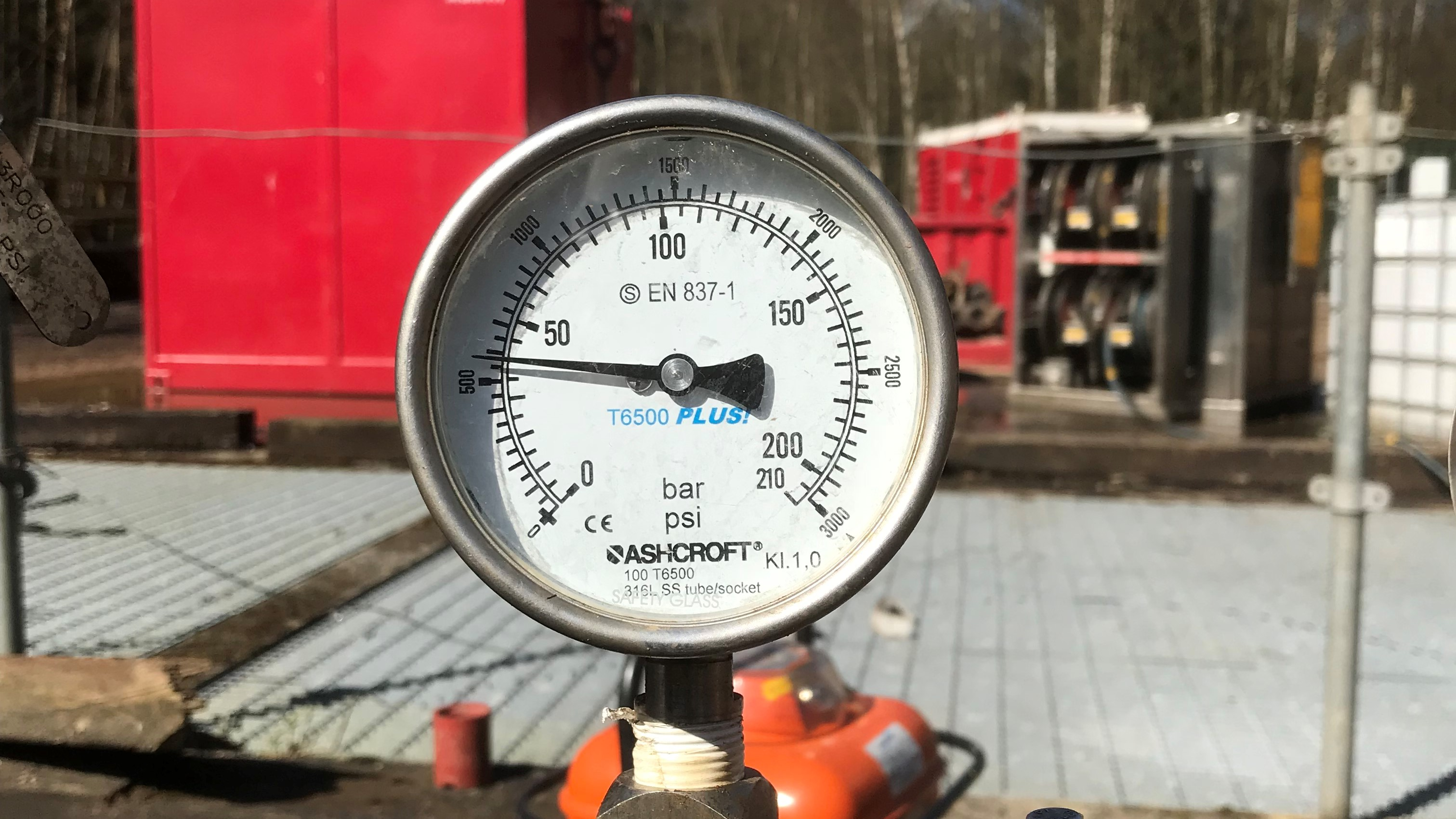 Well Testing and Flowback - PW Well Test